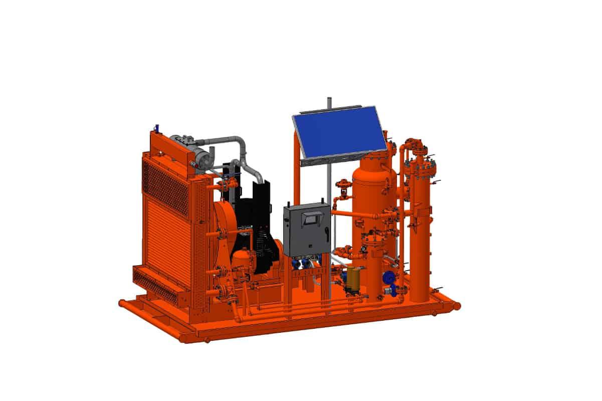 FX12 in orange