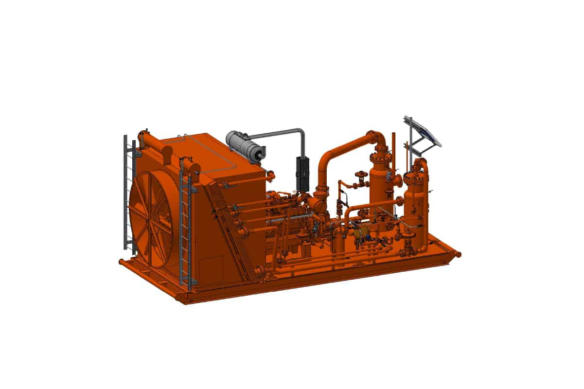 FX20 in orange