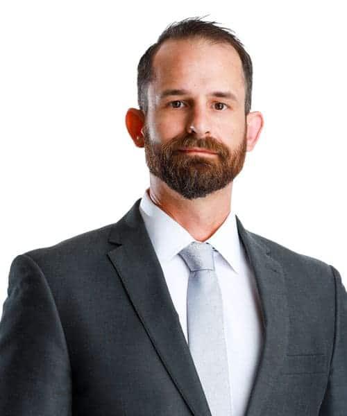 Aaron Baker headshot